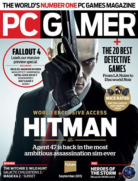 PC Gamer Sep 2015