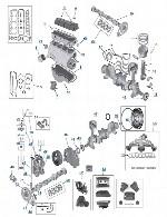 اصطلاحات مربوط به اجزای موتور خودرو