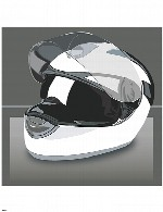 عملکرد رانندگان موتور سیکلت در استفاده از کلاه ایمنی