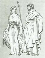 تاریخ لباس گوتیک