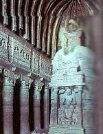 نقش برجسته ها و مجسمه های هند باستان در هنر بودایی