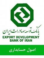 سوالات اصول حسابداری استخدامی بانک توسعه صادرات ایران