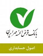 سوالات اصول حسابداری استخدامی بانک مهر ایران