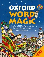 فرهنگ لغات تصویری انگلیسی کودکانOxford Word Magic