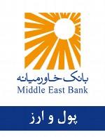 سوالات پول و ارز استخدامی بانک خاورمیانه