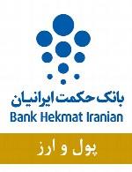سوالات پول و ارز استخدامی بانک حکمت ایرانیان