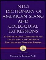 فرهنگ لغات عامیانه درزبان انگلیسی آمریکاییDictionary of American Slang and Colloquial Expressions