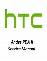 HTC Service Manual for PDA PHONE II Andes