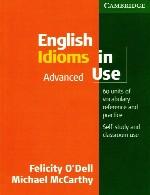 اصطلاحات کاربردی انگلیسیEnglish Idioms in Use Advanced