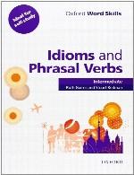 اصطلاحات و عبارات پر کاربرد انگلیسیIdioms and Phrasal Verbs Oxford Intermediate