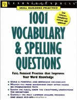1001 Vocabulary & Spelling Qusetions