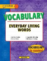 Vocabulary - Everyday living Words