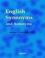 English Synonyms and Antonyms