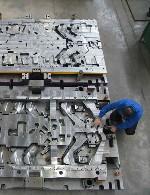 قالب سازی، تراشکاری، قطعه سازی و ماشین کاری خودرو