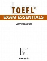 TOEFl Exam Essential
