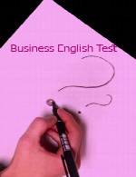 Business English Test