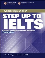 Cambridge Step Up To IELTS - Teacher's Book