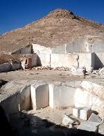 بهره برداری معدن سنگ مرمریت