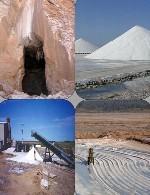 بهره برداری از معدن سنگ نمک