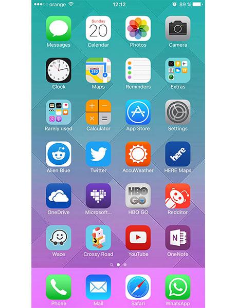 راهنمای استفاده از Apple iOS 9 / Apple iOS 9 User Guide