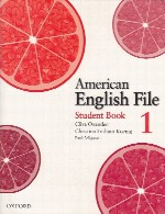 American English File 1 - Student Book