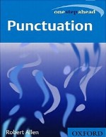 One Step Ahead - Punctuation
