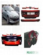 راهنمای تعمیرات تجهیزات جانبی خودروی پژو 206