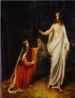 در جستجوی راز گمشده مری مجدلیه (مریم مجدلیه) و پلکانی به آسمان
