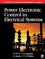 Power Electronics Control iIn Electrical System