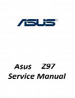 راهنمای تعمیر لپ تاپ Asus مدل Z97Asus Laptop Z97 Service Manual