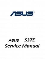 راهنمای تعمیر لپ تاپ Asus مدل S37EAsus Laptop S37E Service Manual