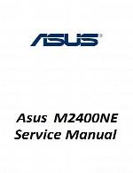 راهنمای تعمیر لپ تاپ Asus مدل M2400NEAsus Laptop M2400NE Service Manual