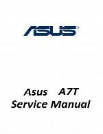 راهنمای تعمیر لپ تاپ Asus مدل A7TAsus Laptop A7T Service Manual