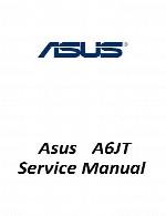راهنمای تعمیر لپ تاپ Asus مدل A6JcAsus Laptop A6Jc Service Manual