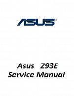 نقشه الکترونیک لپ تاپ Asus مدل Z93EAsus A45VD Electronic Diagram