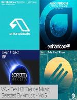 برترین تک آهنگ های ترنس بخش ششمBest of Trance Music - Vol. 6 (2015)