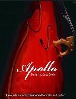 همراهی زیبای ویولن سل و گیتار در آلبوم آپولو اثری از دانیل و کری دومبDaniel Domb & Carey Domb - Apollo (1997)