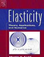 ELASTICITY Theory, Applications, and Numerics