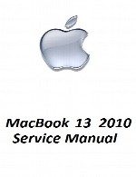 راهنمای تعمیر لپ تاپ Apple مدل 13Apple MacBook 13 Service Manual