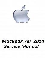راهنمای تعمیر لپ تاپ Apple مدل AirApple MacBook Air Service Manual