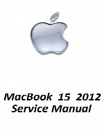 راهنمای تعمیر لپ تاپ Apple مدل 15 Dual CoreApple MacBook Pro 15 Dual Core Service Manual