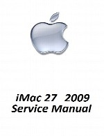 راهنمای تعمیر لپ تاپ Apple مدل iMac 27Apple iMac 27 2009 Service Manual