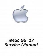راهنمای تعمیر لپ تاپ Apple مدل iMac G5Apple iMac G5 17 Service Manual