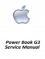 راهنمای تعمیر لپ تاپ Apple مدل PowerBook G3Apple PowerBook G3 Service manual