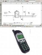 نقشه الکترونیک گوشی Simense مدل C35Simense C35 Electronic Diagram