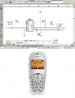 نقشه الکترونیک گوشی Simense مدل C55Simense C55 Electronic Diagram