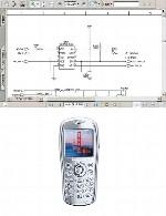 نقشه الکترونیک گوشی Panasonic مدل EB-G60Panasonic  EB-G60 Electronic Diagram