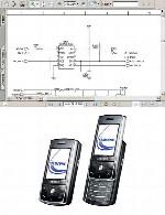 نقشه الکترونیک گوشی Samsung مدل D800Samsung D800 Service Manual