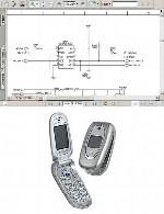 نقشه الکترونیک گوشی Samsung مدل E340Samsung E340 Electronic Diagram