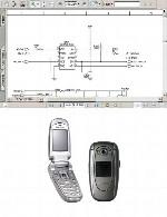 نقشه الکترونیک گوشی Samsung مدل E620Samsung E620 Electronic Diagram